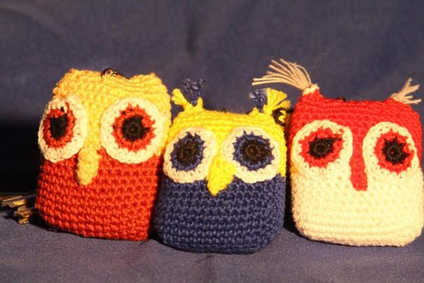 Crochet owl amigurumi pattern | Padrões amigurumi gratuitos ... | 407x610