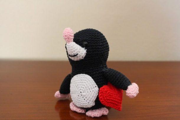 Talpina Amigurumi Schema Gratis Uncinetto Crochet Filati Pupazzi Bambini