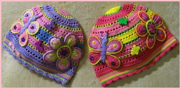 cappelli-con-farfalle