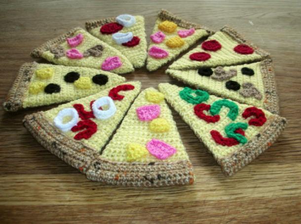 Torta all'uncinetto!!! Crochet cake!!! | ricreAnna - Creazioni all ... | 454x610