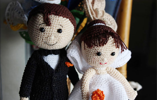 Hello Kitty Amigurumi Schema Italiano : sposi schema gratis free uncinetto crochet amigurumi