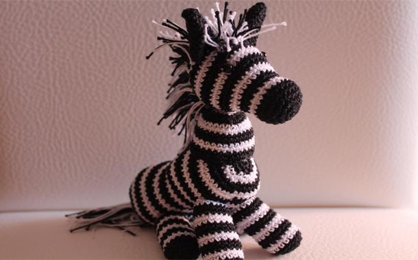 zebra juventus amigurumi tutorial schema gratis crochet