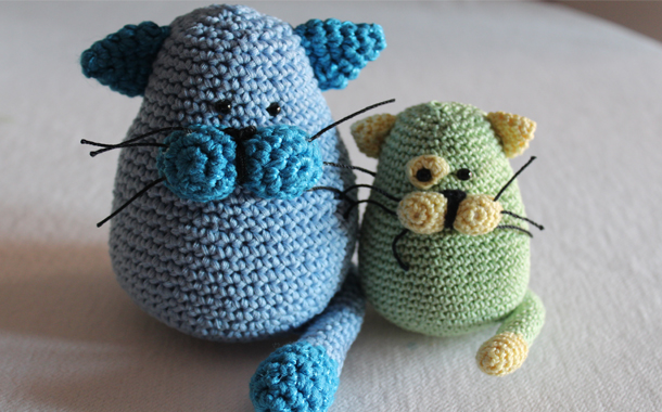 Volpe Portachiavi Amigurumi Tutorial 🦊 Fox Keychain Crochet ...   380x610