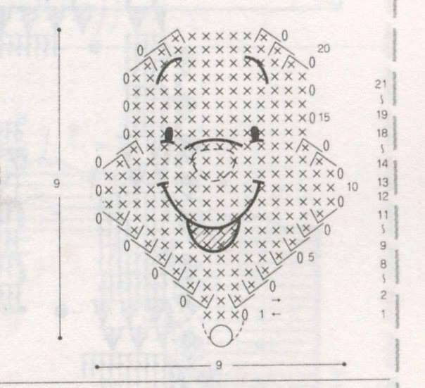 presine a forma di Winni the Pooh
