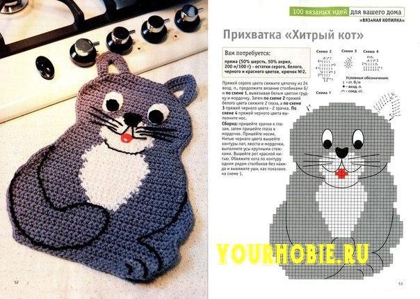 presine a forma di gatti