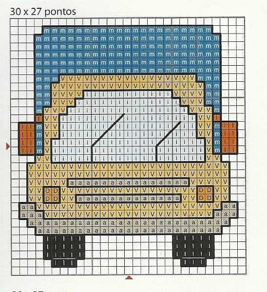 presine a forma di camion