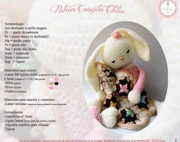 Il coniglietto facile e tenero | DonnaD | 480x610