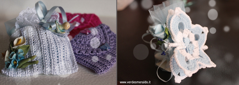 Bomboniere Schema Gratis Free Tutorial Crochet Uncinetto Amigurumi