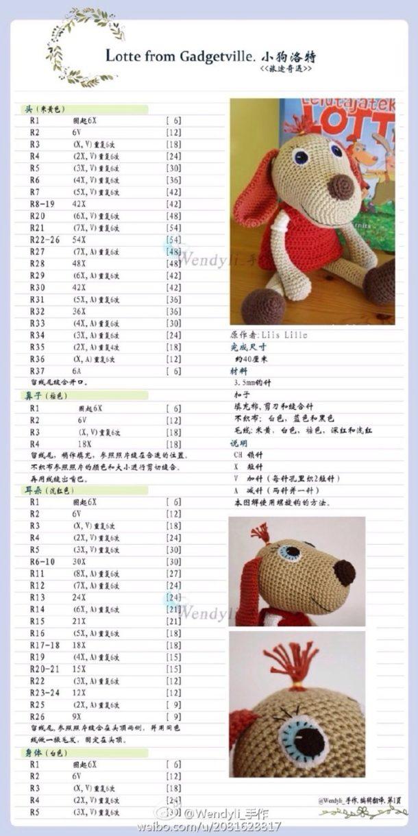 Zodiaco cinese: Schema uncinetto Amigurumi (Italian Edition) eBook ... | 1220x610