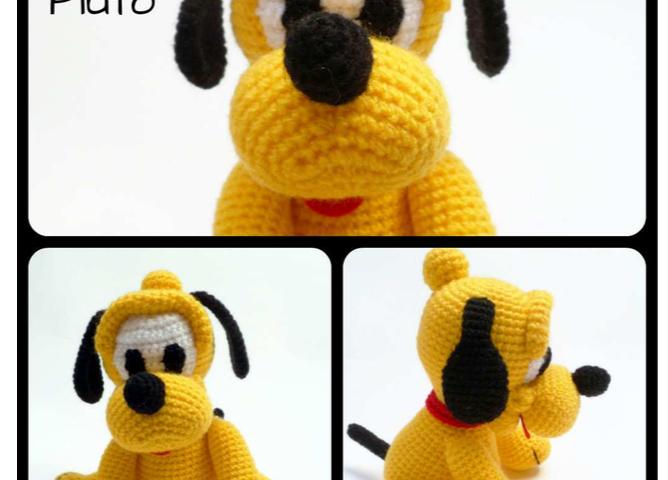 Ravelry: Jake the dog pattern by Giulia Zeta | 480x668