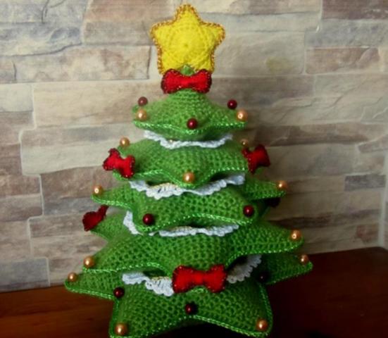 Amigurumi natalizi: schemi e tutorial per decorazioni e pupazzi ... | 480x551