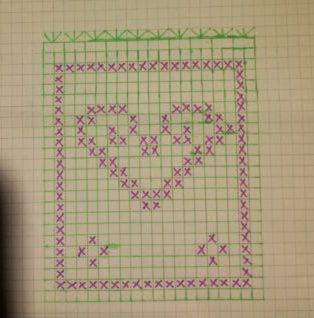 Sacchettino Bomboniera Schema Gratis Tutorial Uncinetto Crochet