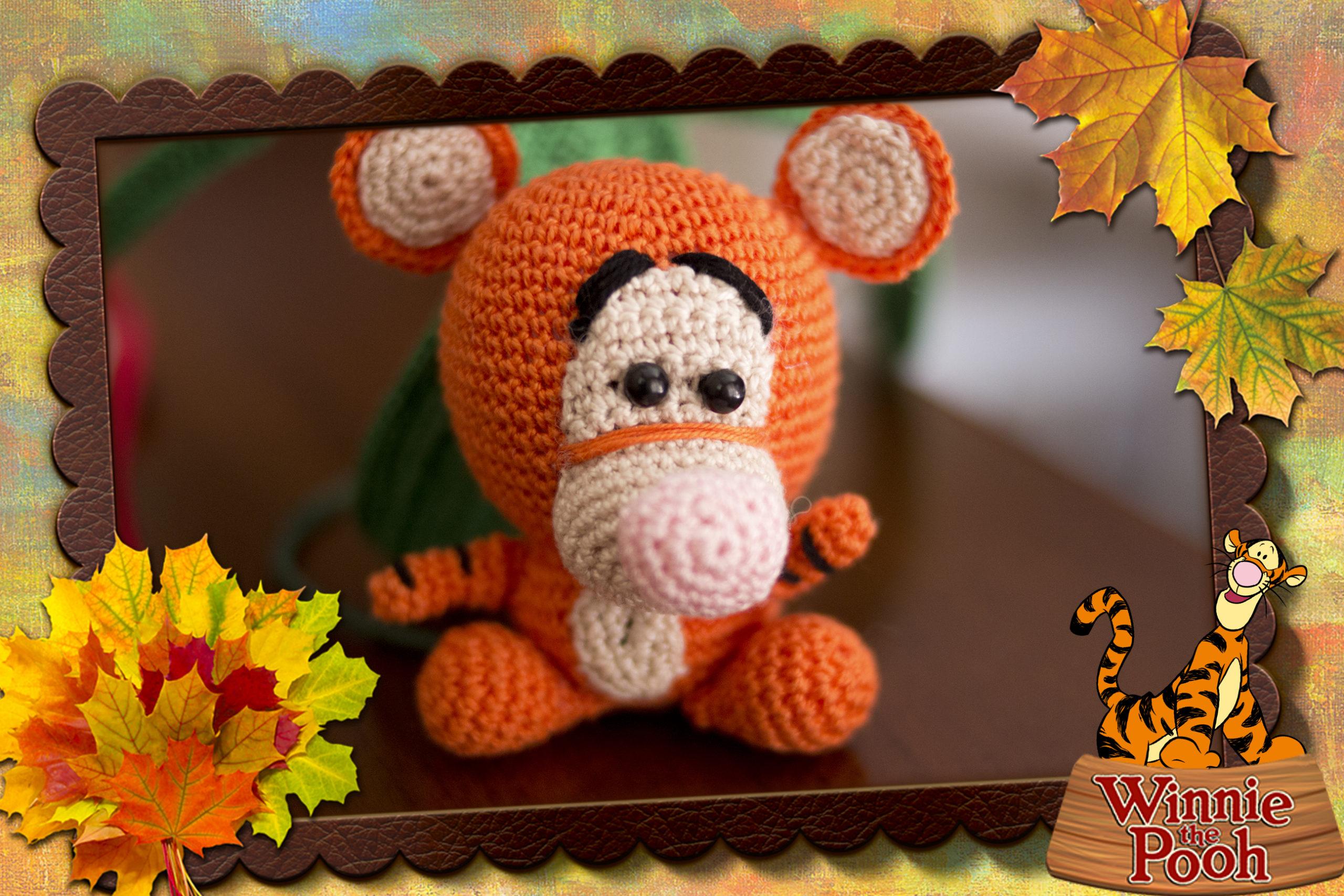 Teddybären und Winnie die Amigurumi häkeln | 1707x2560